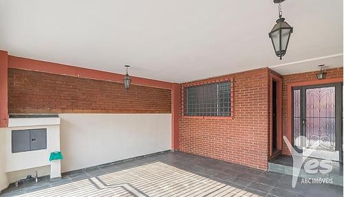 Imagem 1 de 30 de Ref.: 6189 - Sobrado Com 03 Dormitórios Sendo 01 Suíte E 02 Vagas De Garagem - Santa Maria, Santo André - 6189