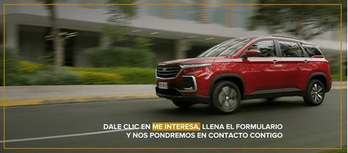 Imagen 1 de 15 de Chevrolet Captiva Turbo 2021 Nivel Nacional