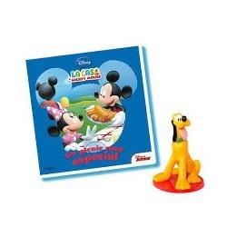 Coleccion La Casa De Mickey Mouse Nº 06 Pluto