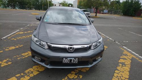 Honda Civic 1.8 Exs Mt 140cv 2014