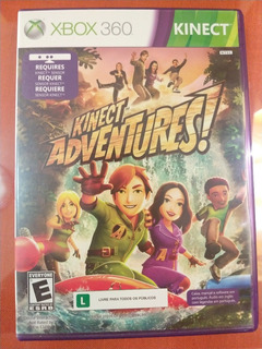 Kinect Adventures! Original Xbox 360