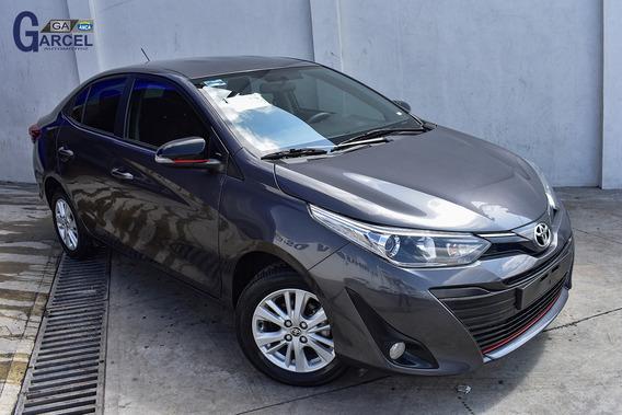 Toyota Yaris S Ta Cvt