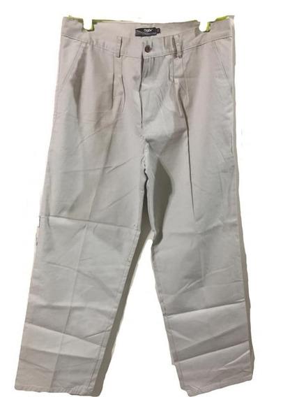 Pantalones De Gabardina Varios Colores, De Hombre