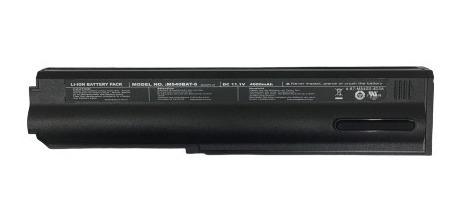 Bateria M540bat-6 4400 Mah Para Notebook Positivo V25