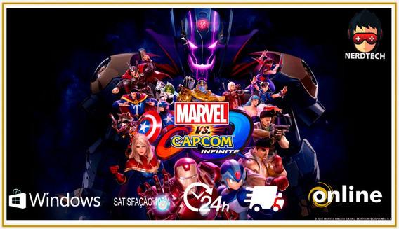 Marvel Vs. Capcom Infinite Pc Digital Online