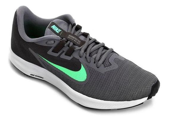 Tenis Uni Nike Ref:aq7481004 Downshifter 9 Ny