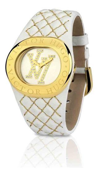 Relógio Feminino Victor Hugo 10053lsg/04