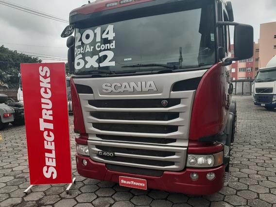 Scania G400 6x2 Cegonheira Optcruise Ar Completa Selectrucks
