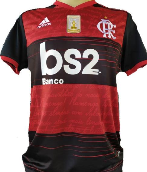 Camisa Do Flamengo 2020/2021 Ganhe 1 De Brinde 2019