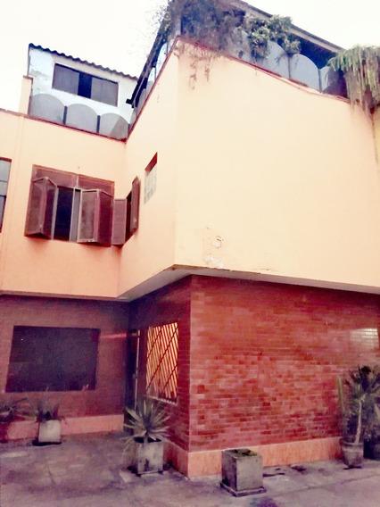 Casa En Lince Limite San Isidro 4 Dormitorios