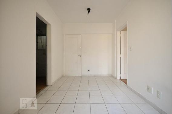Apartamento No 1º Andar Com 1 Dormitório - Id: 892983488 - 283488