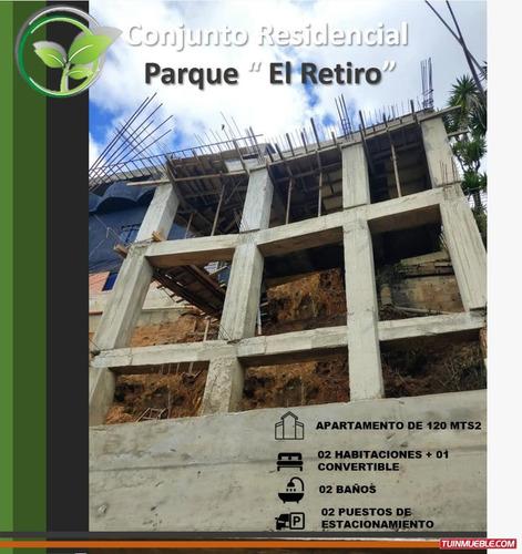 Imagen 1 de 15 de Apartamentos En Venta Colinas De La Lagunita