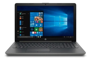 Laptop Hp 15-da0001la Intel 4gb 500gb Windows 10 Home Led16
