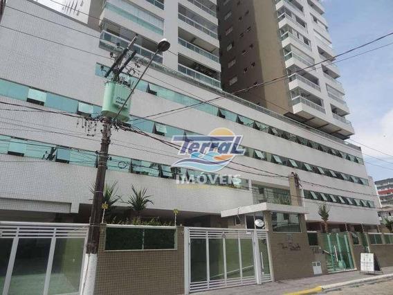 Apartamento Residencial À Venda, Canto Do Forte, Praia Grande. - Ap7217