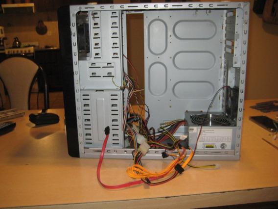 Gabinete Vitsuba.usb,aud Front, Fte500w Cables P/3sata 2 Ide