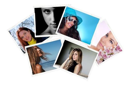 Impresión De 100 Fotos 15x20 Cm - Edición Gratis