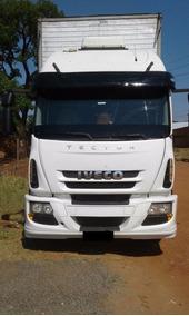 Caminhão Bi-truck Iveco Tector