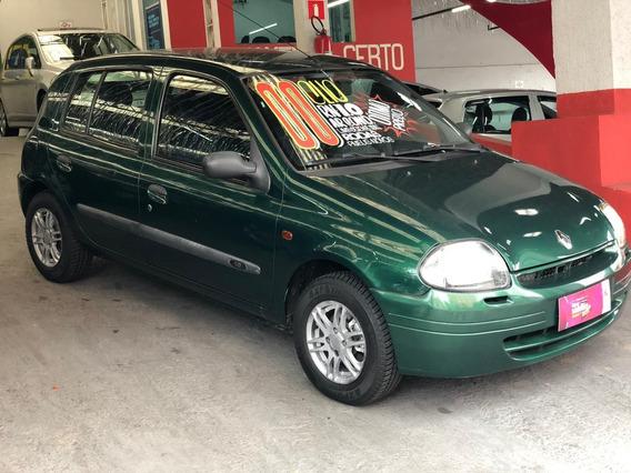 Renault Clio 2000 1.0 Rn 4 Portas