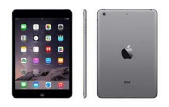 Tablet iPad Mini 2 Apple 32gb Wi-fi Original A1489 Com Nfe