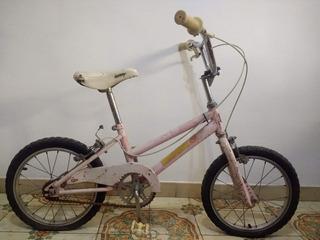 Bicicleta Rodado 14 Para Reparar / Arreglar / Restaurar