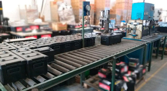 Maquinas Para Fabricar Baterías
