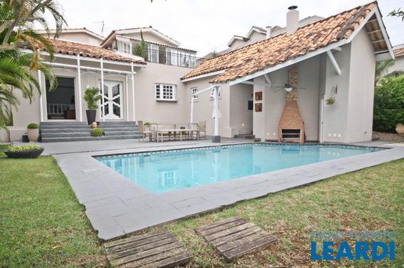Casa Em Condomínio - Tamboré - Sp - 546440
