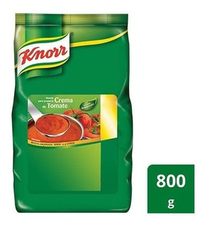 Crema De Tomate Knorr X 800 Grs - Unidad a $1
