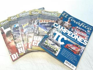 Revistas Turismo Carretera Solo Tc El Gráfico Precio X Las 6