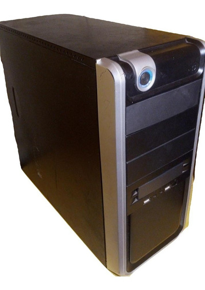 Pc Gamer Low Profile Processador 3.1ghz 4gb Ram