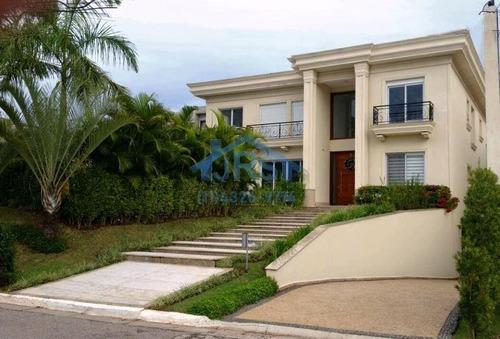 Imagem 1 de 30 de Sobrado Com 5 Dormitórios À Venda, 860 M² Por R$ 6.800.000,00 - Alphaville Residencial 2 - Santana De Parnaíba/sp - So1482