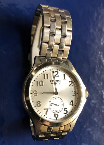 Reloj De Pulsera Citizen Quartz Mod. Gn-4s