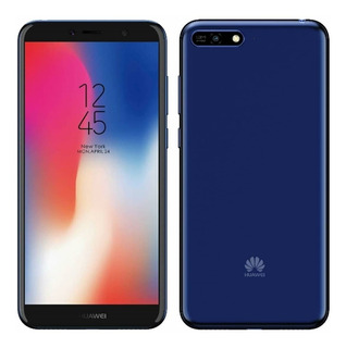 Celular Libre Huawei Y6 2018 /16gb /2ram / 13mp / 5mp / 4g