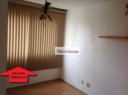 Apartamento Residencial À Venda, Sacomã, São Paulo. - Ap0477