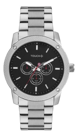 Relógio Touch Masculino Prata Tw6p29zn/3p