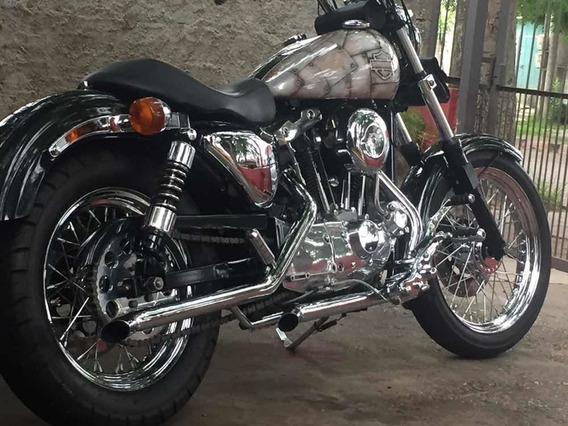 Harley-davidson Ironhead 1000 Año 84