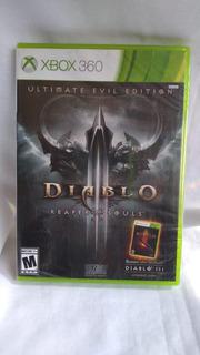 Diablo Iii : Ultimate Evil Edition- Nuevo Sellado - Xbox 360