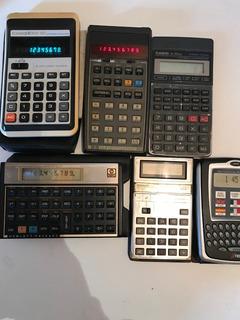 Calculadoras Cientificas Funcionando