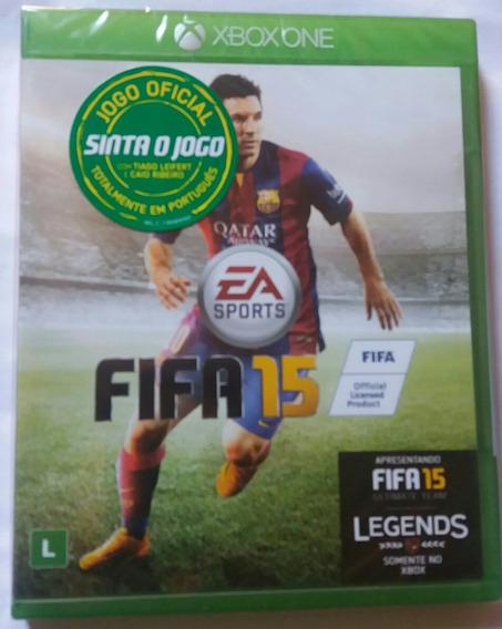 Jogo Xbox One Fifa 2015 - Mídia Física [novo Lacrado]