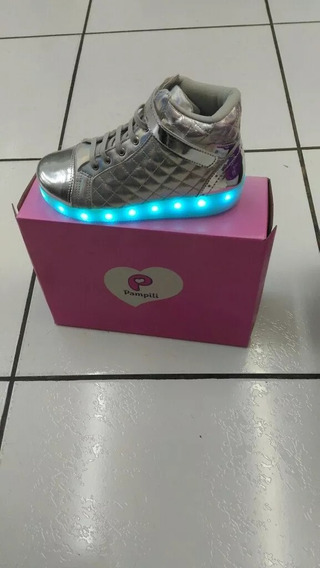 Pampili Tenis Bota Led