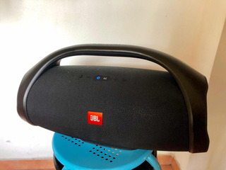 Parlante Jbl Boombox Bluetooth 60 W