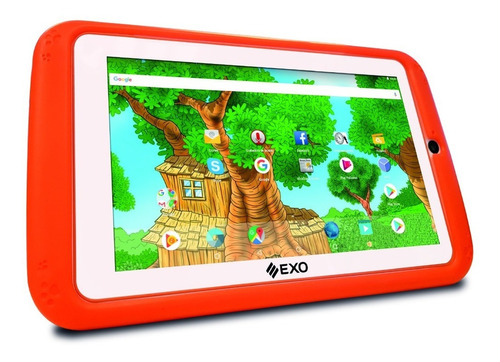 Tablet Exo Wave I007k 7  Android 8.1 Quad-core 1gb/16gb Gtía