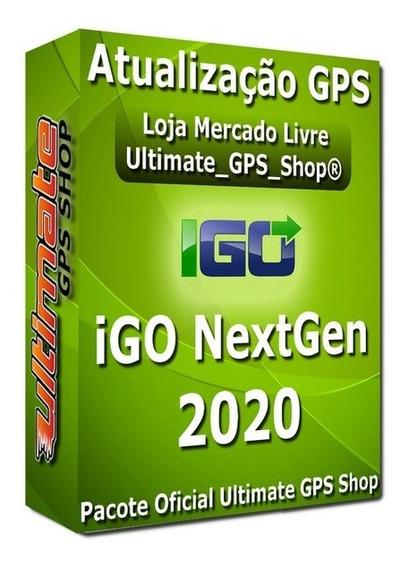 Atualização Gps Igo Primo Nextgen - Android Novo