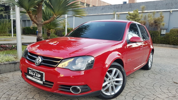 Volkswagen Golf Sportline Vermelho