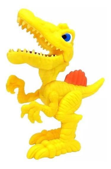 Juguete Junior Megasaur Dinosaurio Mueve Mandibula Didactico