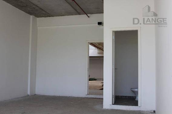 Sala Com 45 M² - Swiss Park - Campinas/sp - Sa1619