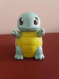 Figura De Accion Pokemon Squirtle Coleccionable Juguete