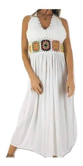 Vestido Boho Importados Vs. Modelos Tipo Vars India Style