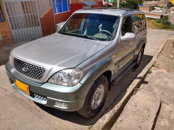 Hyundai Terracan 2005 Motor 3.5 Mecánica