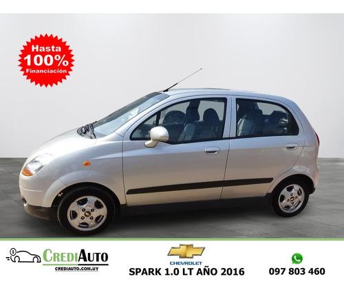 Chevrolet Spark Lt 1.0 2016 Venta Autos Permutas Crediauto