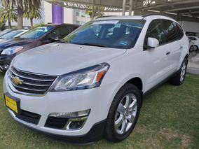 Chevrolet Traverse Lt Piel At